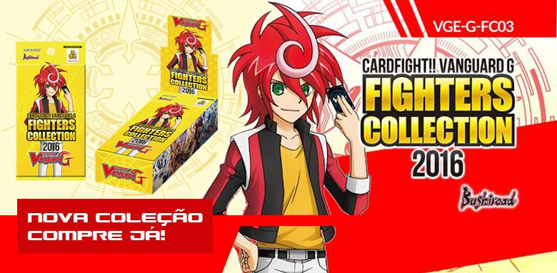 CF-VANGUARD - Fighters Collection 2016